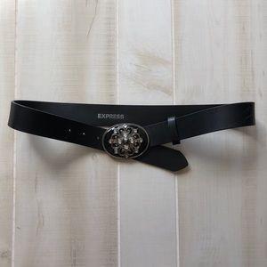 Express Belt Buckle Belt